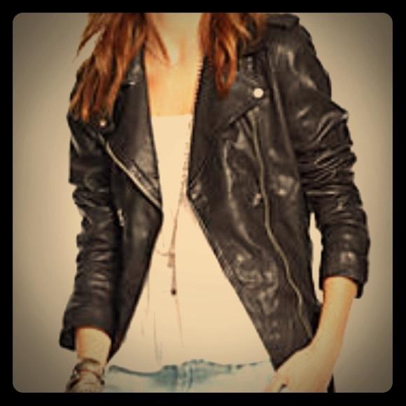 747b349d9 Denim   Supply Ralph Lauren Jackets   Blazers - Denim   Supply 100% Lamb  Leather
